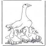 Dyr - Mother goose