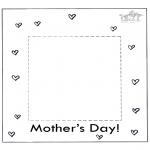 Temaer - Mothers day fotoframe