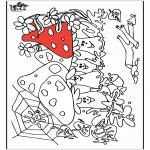 Litt av hvert - Mushroom 2