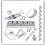 Litt av hvert - Musical instruments