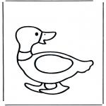 Småbarn - My little duck