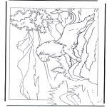 Tegneseriefigurer - Narnia 1