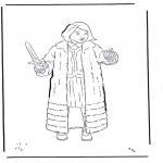 Tegneseriefigurer - Narnia 2