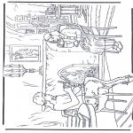 Tegneseriefigurer - Narnia 3