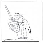 Tegneseriefigurer - Narnia 4