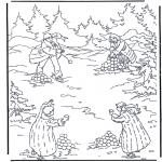 Tegneseriefigurer - Narnia 6