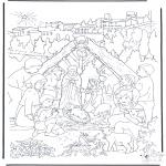 Bibelsk - Near the manger