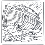 Bibelsk - Noa's ark 2