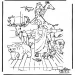Bibelsk - Noa's ark 3