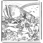 Bibelsk - Noa's ark 4