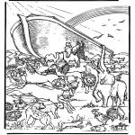 Bibelsk - Noa's ark 5