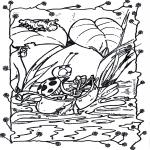 Dyr - On a boat 1