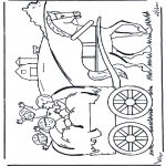 Småbarn - On a farmerscar