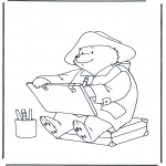 Småbarn - Paddington bear 1