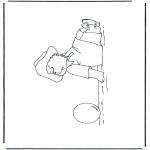 Småbarn - Paddington bear 12