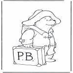 Småbarn - Paddington bear 7