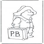 Småbarn - Paddington bear 7