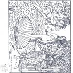 Litt av hvert - Painter Botticelli
