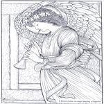 Litt av hvert - Painter Burne-Jones