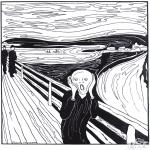 Litt av hvert - Painter Munch