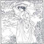 Litt av hvert - Painter S. Sargent