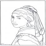 Litt av hvert - Painter Vermeer