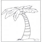 Litt av hvert - Palmboom