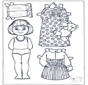 Paper doll 3
