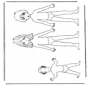 Paper doll children