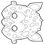Kreativitet - Paper mask 2