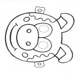 Kreativitet - Paper mask pig
