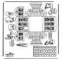 Papercraft ark