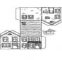 Papercraft house 3