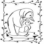 Dyr - Penguin 2