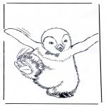 Dyr - Penguin 4
