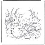 Litt av hvert - Peter Rabbit 1