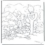 Litt av hvert - Pieter Rabbit 2