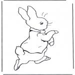 Litt av hvert - Pieter Rabbit 4