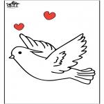 Dyr - Pigeon 1