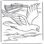 Bibelsk - Pignon from ark