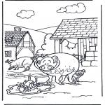 Dyr - Pigs 3