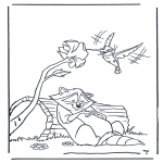 Tegneseriefigurer - Pocahontas 3