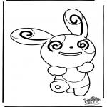 Tegneseriefigurer - Pokemon 13