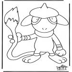 Tegneseriefigurer - Pokemon 15