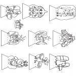 Tegneseriefigurer - Pokemon 16