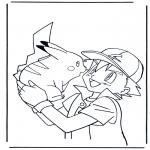 Tegneseriefigurer - Pokemon 2