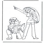 Tegneseriefigurer - Pokemon 3