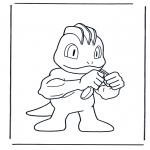 Tegneseriefigurer - pokemon 5