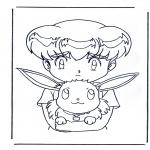 Tegneseriefigurer - pokemon 7