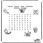 Kreativitet - Pokemon puzzle 2